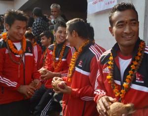 Nepali-National-Sports-teem