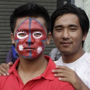 Nepali-Supporters