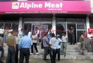 alpine meat