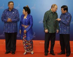 INDONESIA-APEC-SUMMIT