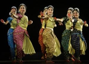INDIA-NEW DELHI-DANCE-BHARATANATYAM