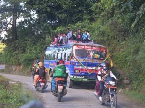 Dashain  return
