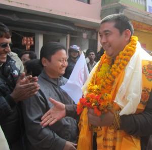 Larkel-Lama-Sindhupalchok