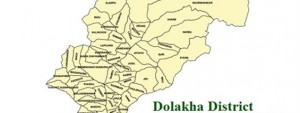 TheKingdomOfNepal.com: Dolakha District Map