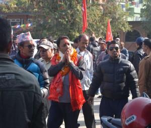 Mahendra-Shresth