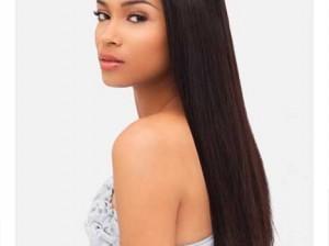 Strait hair