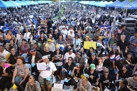 Thai Protest