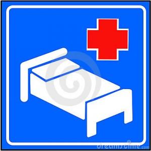 hospital-sign