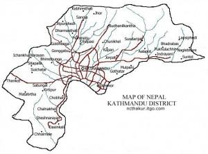 kathmandu_district_map