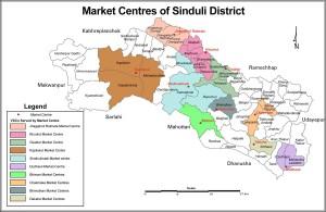 sindhuli-Map