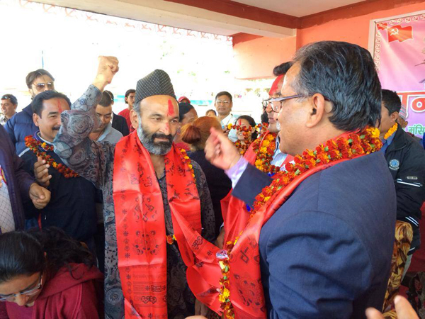 surbir pandit- maoist
