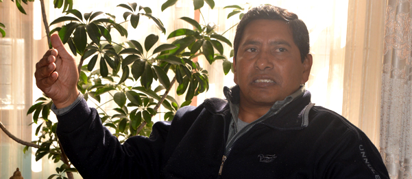Narayan Kaji Shrestha interview ktmtdy