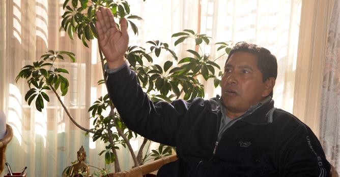 Narayan Kaji Shrestha interview ktmtdy1
