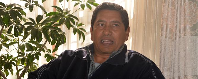Narayan Kaji Shrestha interview ktmtdy2
