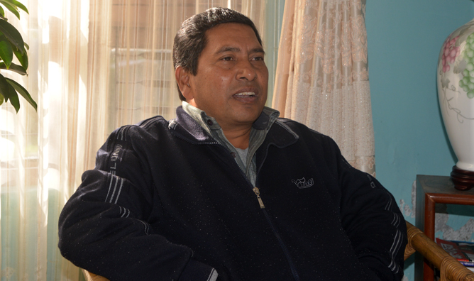 Narayan Kaji Shrestha interview ktmtdy3
