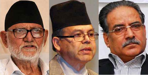 Nepali-Leaders