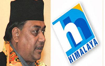 Lalit agrawal and Himalaya TV