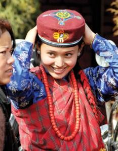 Tamang-lady