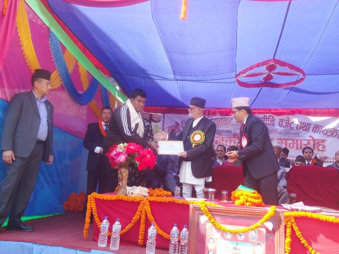 Rn-Gorkha-Hanshak By Priminister