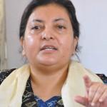 bidhya bhandari2
