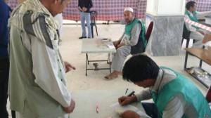election in afgan