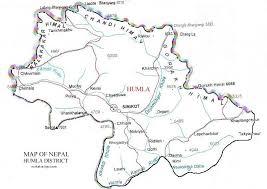 humla map