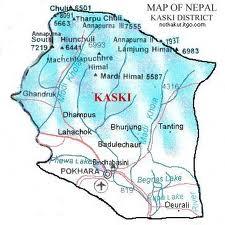 kaski map