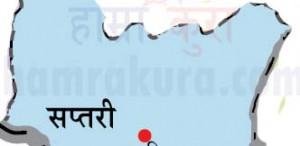 saptari-map
