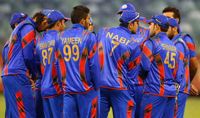 afghanistan-team cricket