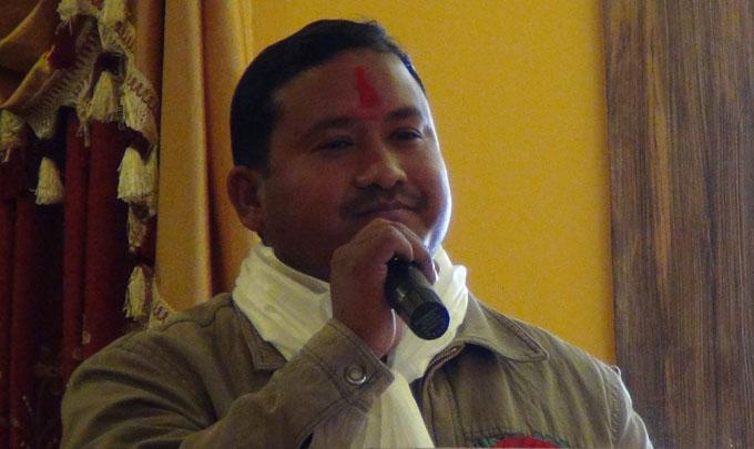 Janakraj Chaudhary