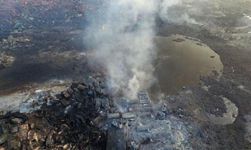 Tianjin-blast bisfot