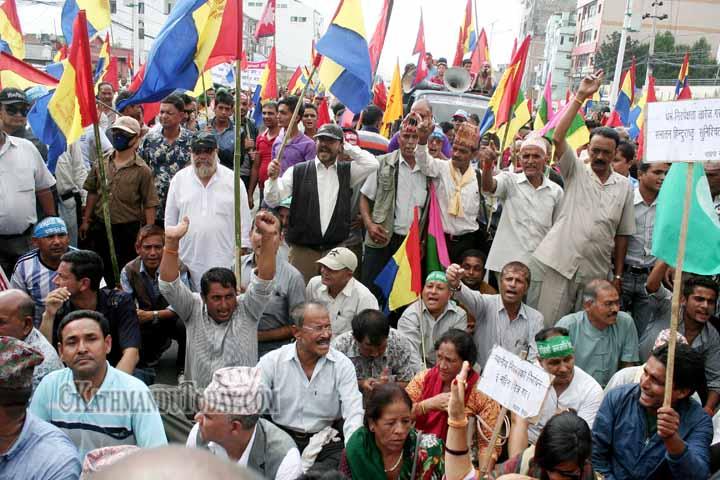 RPP nepal protest (5)