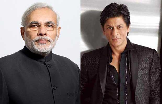 Shahrukh-Narendra-modi