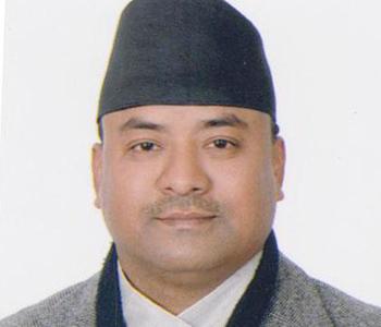 Krishna Man Shrestha, Election Observer