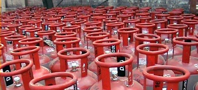 LP-gas-cilinder