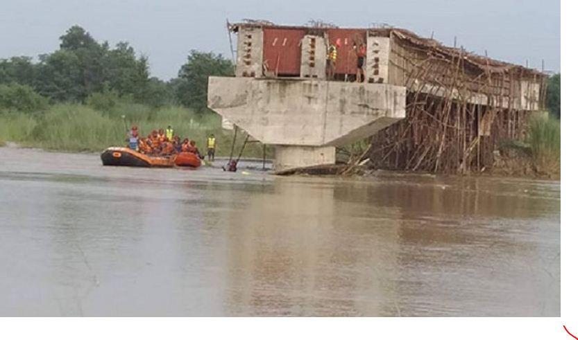 Image result for रौतहटमा डुंगा दुर्घटना बेपत्ता पाँचमध्ये दुई जनाको शव भेटियो